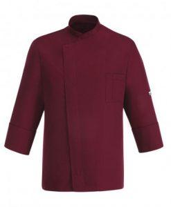 chaqueta-de-cocina-unisex-egochef-104049-bordeaux-cheap