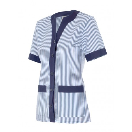 chaqueta-semientallada-senora-manga-corta-velilla-579