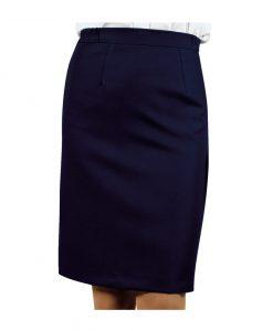 falda-azul-poliester-isacco
